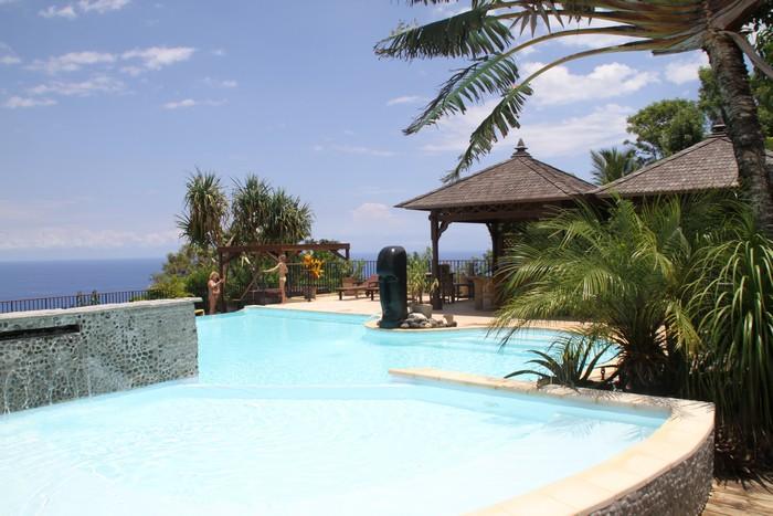 Location r union avec piscine et jacuzzi for Site vente piscine