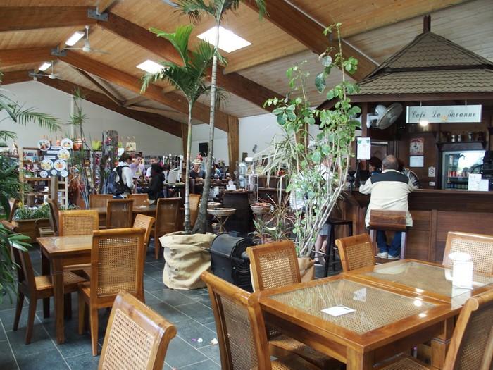 Domaine Café grillé ile Réunion