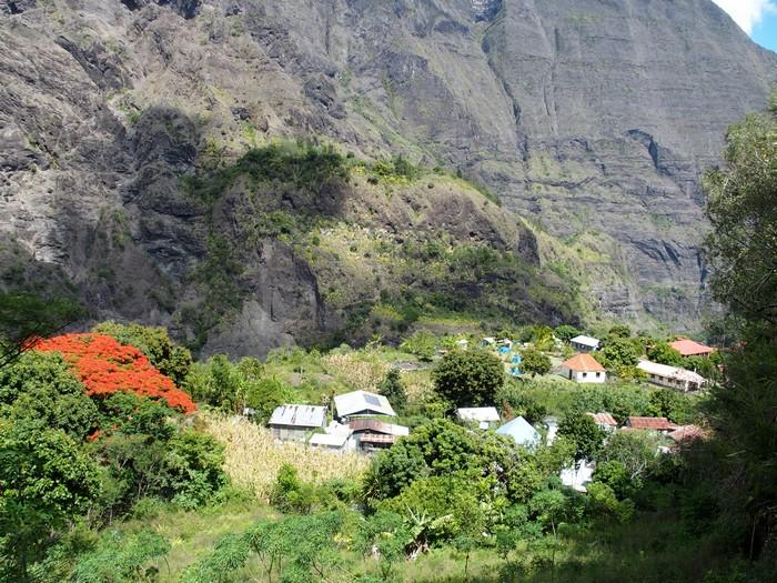 Rando Mafate ile Réunion